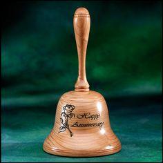 Anniversary Music Box Bell