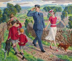 Their Hero 1939 James Walker Tucker (1898–1972)