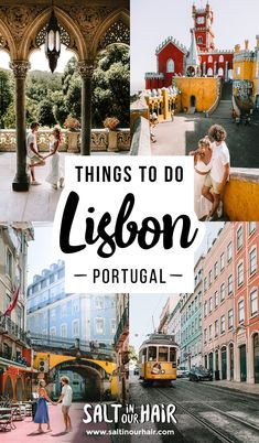14 Best Things To Do in Lisbon – A Lisbon City Trip lisbon portugal lisboa citytrip europe europetravel alfama lisbon portugal Portugal Vacation, Portugal Travel Guide, Europe Travel Guide, Travel Guides, Europe Europe, Europe Budget, Budget Travel, Travel Diys, Europe Street