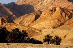 Das #Atlasgebirge in #Tunesien  The Atlas mountains in #Tunesia    © Ludovic Maisant