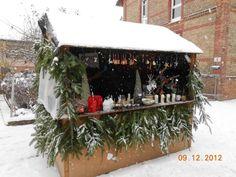 Impressionen vom Liederbacher Weihnachtsmarkt 2012