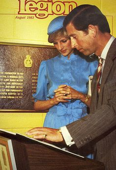 Prince and Princess of Wales
