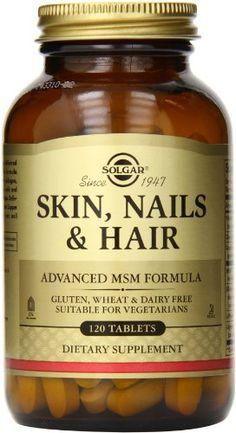 43 Best Hair Skin And Nails Vitamins Images Hair Skin Nails Hair