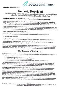 2011 Press Release.