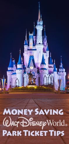 You can save money with 2016 discount Walt Disney World ticket tips & tricks. Get cheap Disney tickets with our exclusive coupon and deals, including 3 free days!