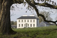 Restoration of country house and outbuildings in Tipperary, 2015 - Works included new roofing, extensive structural work, floor restoration, new. Floor Restoration, Small Courtyards, Barn House Plans, 18th Century, Home And Family, New Homes, Home And Garden, House Design, Mansions