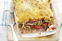 Veggie shepherd's pie - Recept - Allerhande
