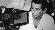 il regista egiziano youosef chahine/kalid paola