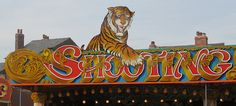 Fairground Art, Black Country Museum | Flickr - Photo Sharing!