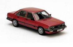 Neo Scale Models diecast model 1/43 Scale Audi 200T in Red Metallic