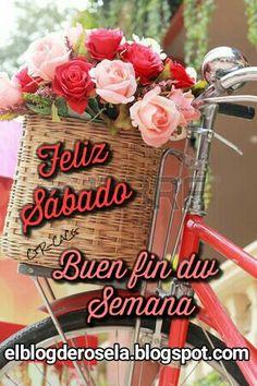 """"""" De Todo Un Poco """": Feliz sábado"""