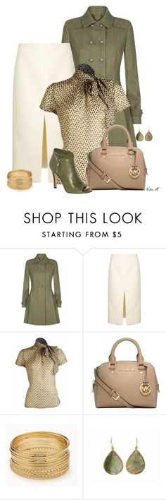 """""""Olive Green Boots/Booties"""" by mz-happy ❤ liked on Polyvore featuring DUBARRY, Carven, Michael Kors, Forever 21, Irene Neuwirth and Vince Camuto"""