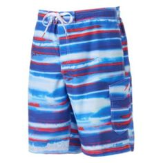 Men's+Speedo+Moving+Tides+Board+Shorts