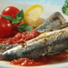 Riba u umaku od paradajza - Kuvarice.com