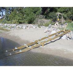 null 1200 lb. Capacity Kit for Boat Ramp