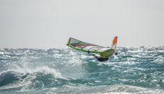 windsurf poniente sa rapita mallorca surf olas bellini