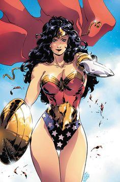Wonder Woman and sword by SANTI-IKARI