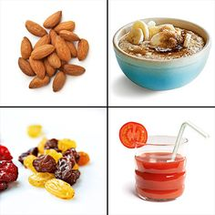 10 bests food & drinks for exercising....
