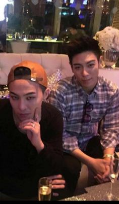 G Top at the MAMA 2015 after party!