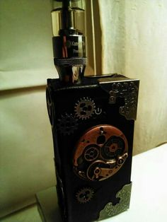 Steam punk Please follow our boards for the Best in Vaping. Please journey to our websitore @ http://www.bluecigsupply.com