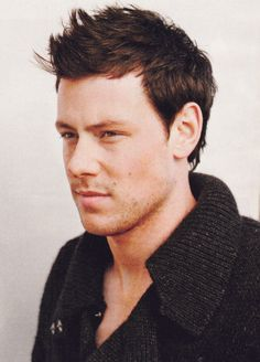 Cory Monteith, babe you were perfection. RIP