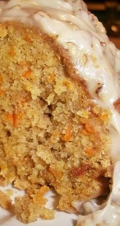 Guest Post: Carrot Cake from Laura of Paper Eudaimonia - Baking Recipes, Cake Recipes, Dessert Recipes, Baking Tips, Just Desserts, Delicious Desserts, Yummy Food, Flan, Best Carrot Cake