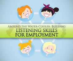 Around the Water-Cooler: Building Listening Skills for Employment