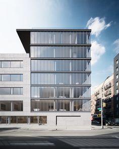 152 Elizabeth Street, New York, 2015 - Tadao Ando Architect & Associates