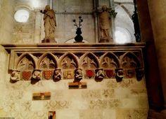 Capilla de Santa María o de Los Sastres en la catedral de Tarragona.