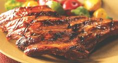 A sweet and savory seasoning rub for ribs features Lawry's Seasoned Salt and brown sugar. Finish the ribs on the grill with a maple glaze.