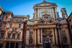 Iglesia de San Marcello al Corso (Roma - Italy)