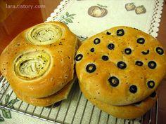 요구르트 스콘과 포카치아(자주 해먹는 빵) :: 4월의라라 | 맛난 요리, 건강한 집밥