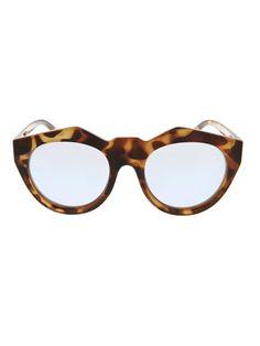 Neo Noir mirrored sunglasses | Le Specs