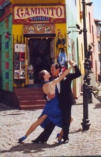 Conference 2014 - Argentina, Beunos Aires. May learn the tango while I'm there :)