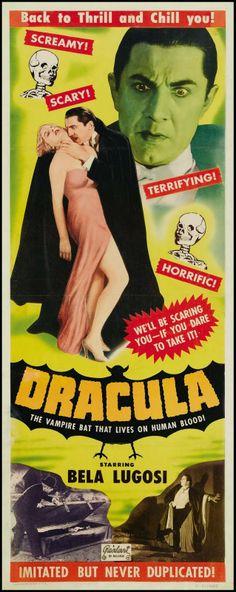 Dracula (1931) with Bela Lugosi