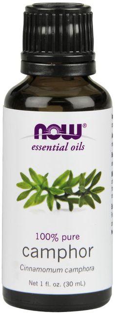 Now Foods - Camphor Essential Oil