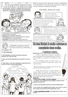Atividades de ensino religioso liberdade (1)