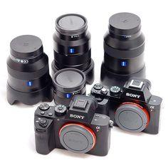 Sony body / Sony lens