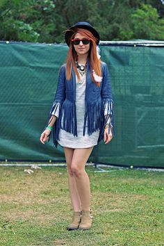 This Weekend's Outside Lands Festival Was the Ultimate Fall Fashion Primer—Check It Out (Your Wardrobe Will Thank You)