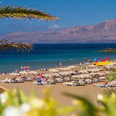 #PuertodelCarmen  en #Lanzarote - #IslasCanarias Puerto Del Carmen, Canario, Canary Islands, Beach, Travel, Beautiful, Lanzarote, Trips, Seaside