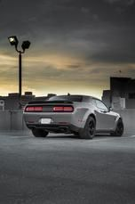 Classic Car News Pics And Videos From Around The World Dodge Challenger Hellcat, Dodge Challenger Srt Hellcat, Dodge Srt, Jeep Dodge, Us Cars, Sport Cars, Muscle Cars, Hot Wheels, Dodge Vehicles