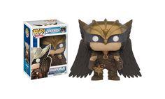 Hawkman czyli Khufu to niesamowita figurka jednego z bohaterów Legends of Tomorrow. Zbierzesz całą kolekcję? #LegendsOfTomorrow #Funko