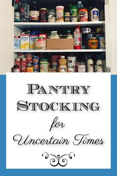 Pantry Stocking - I'm a firm believer in keeping a well-stocked pantry at all times but even more so in these uncertain times. I've been pantry stocking in an intentional way the past several weeks and thought I would share how I'm doing it with you. Mashed Potatoes From Scratch, Making Mashed Potatoes, Canned Spaghetti Sauce, Pantry List, Pork N Beans, Fruit Box, Sourdough Recipes, Canned Black Beans, Lentil Recipes
