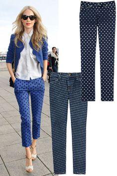 Summer Fashion Trends - The Style June/July 2012 - Harper's BAZAAR