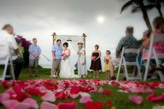 Lighting. It's all in the lighting. Professional Maui Wedding Photography http://www.joedalessandro.com