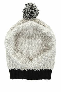 Bcbgeneration color-blocked beanie