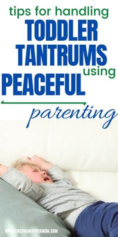 Peaceful Parenting, Gentle Parenting, Parenting Advice, Toddler Discipline, Positive Discipline, Tired Mom, Terrible Twos, First Time Moms, Behavior Management