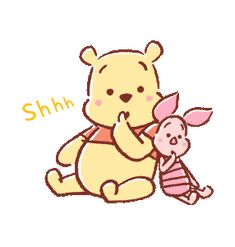 Winnie Pooh shared by GLen =^● 。●^= on We Heart It Winnie The Pooh Cartoon, Winnie The Pooh Pictures, Winne The Pooh, Cute Winnie The Pooh, Winnie The Pooh Quotes, Winnie The Pooh Friends, Cute Disney Wallpaper, Cute Cartoon Wallpapers, Animated Emoticons