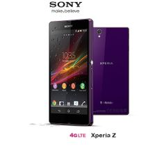Sony Xperia® Z - Black - Certified Pre-Owned Latest Cell Phones, New Phones, Certified Pre Owned, Sony Xperia, Cool Gadgets, Coupons, Smartphone, Tech, Purple