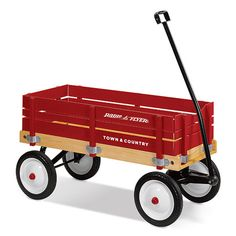 Have a few of these for kids to pull or be pulled around the farm